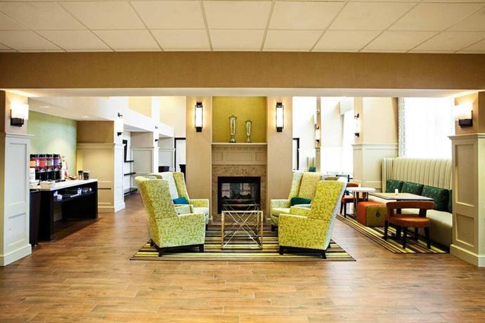 Hampton Inn & Suites Albany Airport Latham - Albany -