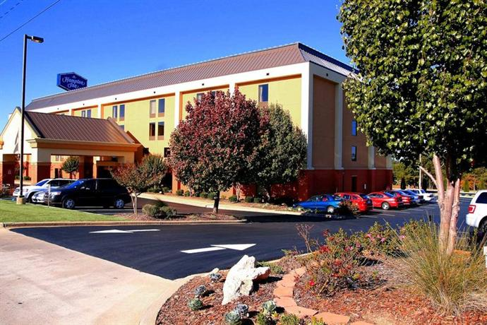 Hampton Inn Bessemer - dream vacation