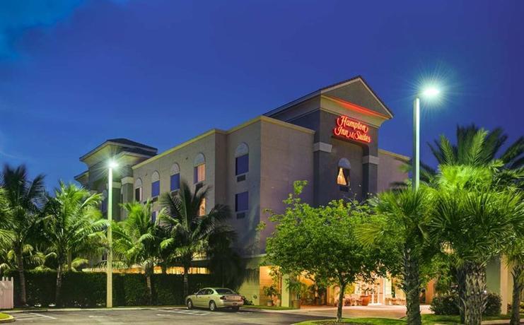 Hampton Inn & Suites Wellington - Wellington (Floride) -
