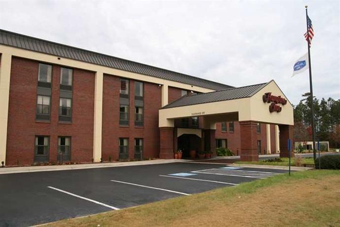 Hampton Inn Greenville Alabama - dream vacation