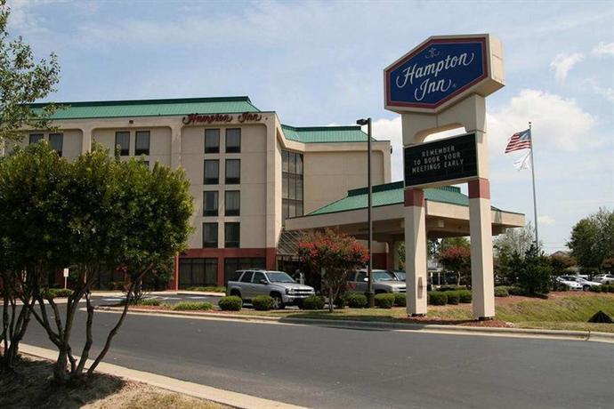Hampton Inn Elizabeth City - dream vacation