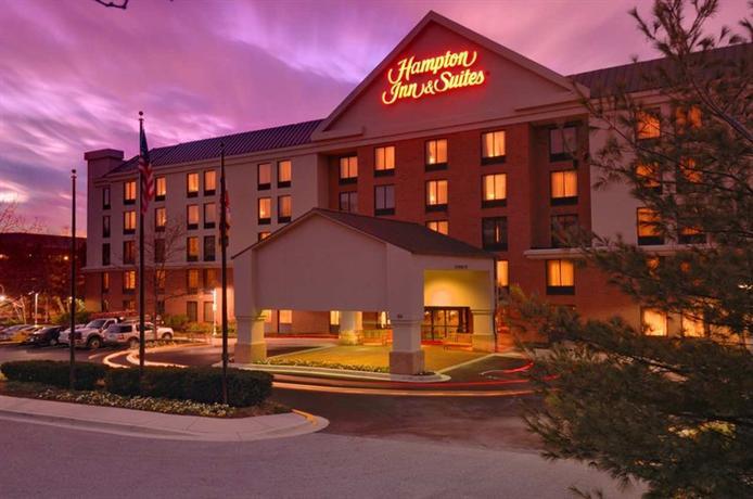 Hampton Inn & Suites Annapolis - dream vacation