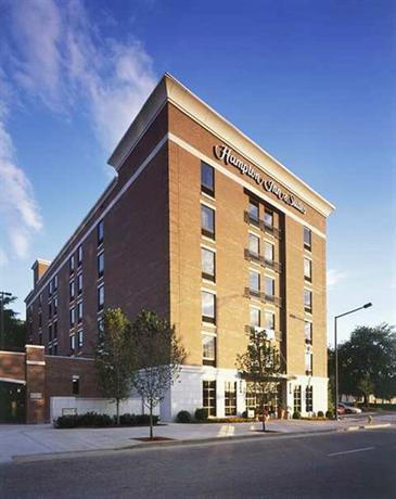 Hampton Inn & Suites Knoxville - Downtown - dream vacation