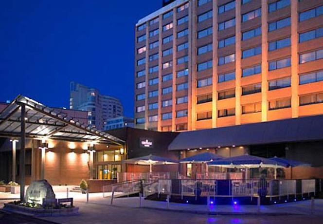 Cardiff Marriott Hotel - dream vacation