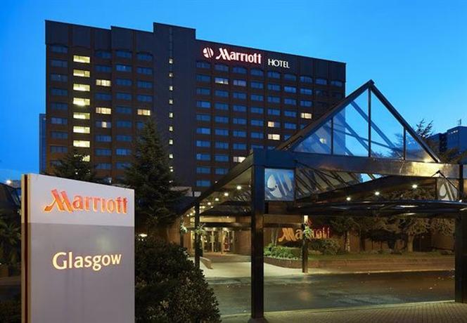 Glasgow Marriott Hotel - dream vacation