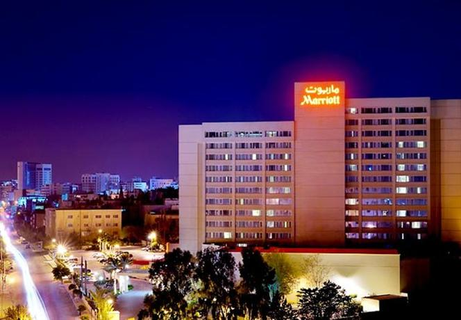 Marriott Hotel Amman - dream vacation
