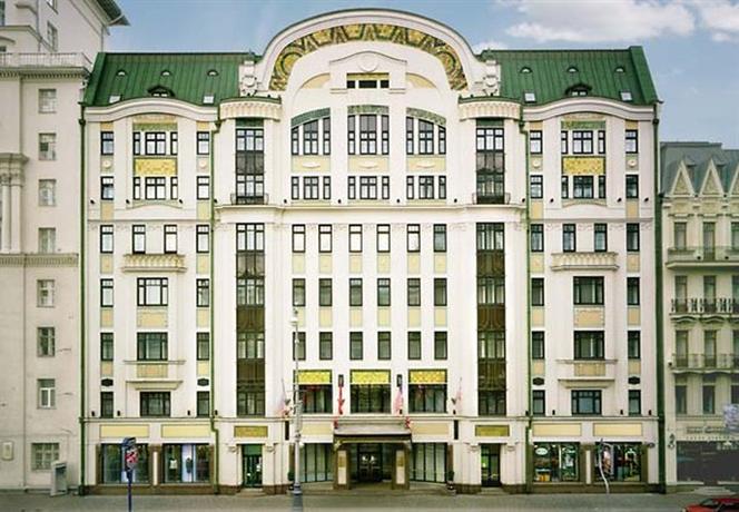 Moscow Marriott Tverskaya Hotel - dream vacation