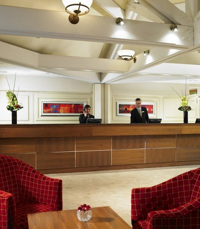 Manchester Airport Marriott Hotel - dream vacation