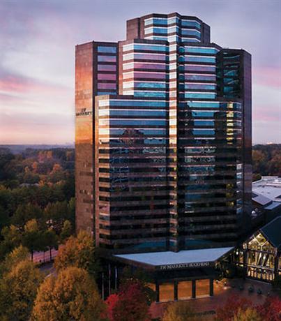 JW Marriott Hotel Buckhead Atlanta - dream vacation