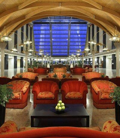Rome Marriott Park Hotel - dream vacation