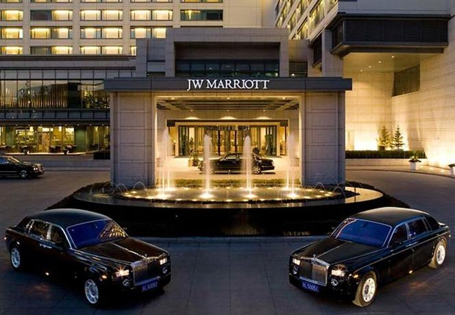 JW Marriott Hotel Beijing - dream vacation