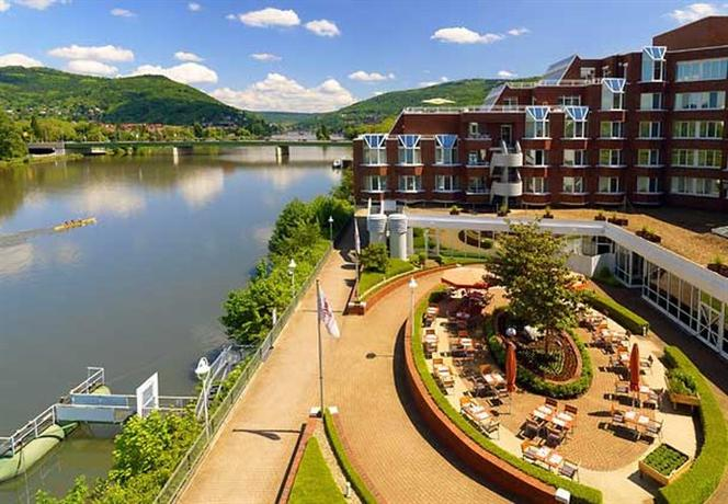 Heidelberg Marriott Hotel - dream vacation