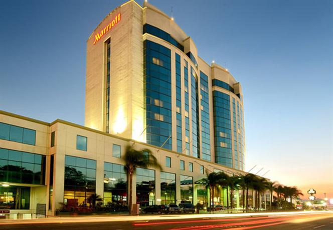 Tegucigalpa Marriott Hotel - dream vacation