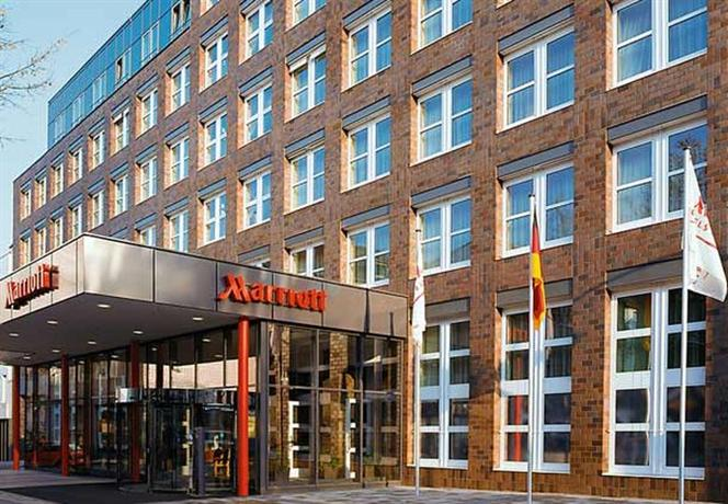Cologne Marriott Hotel - dream vacation