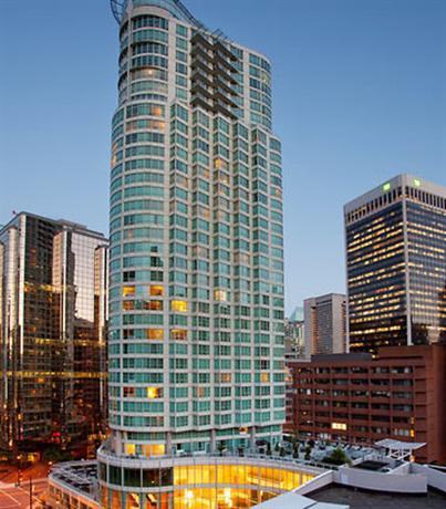 Vancouver Marriott Pinnacle Downtown Hotel - dream vacation