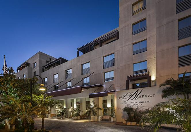 JW Marriott Santa Monica Le Merigot - dream vacation