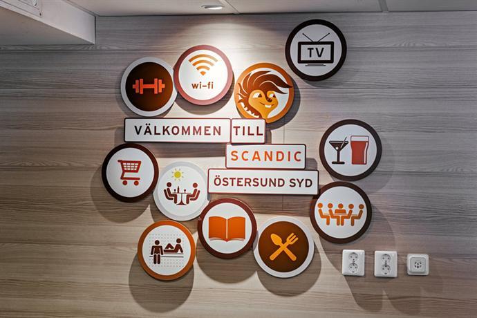 Scandic Ostersund Syd - dream vacation