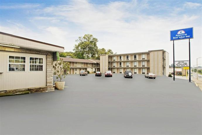 Americas Best Value Inn - Knoxville Chilhowie - dream vacation