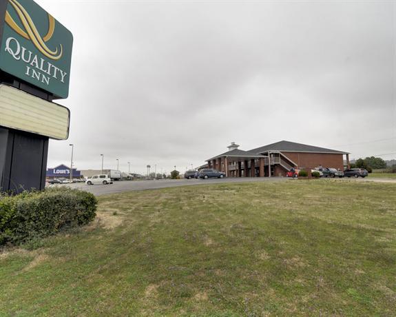 Quality Inn Russellville Arkansas - dream vacation