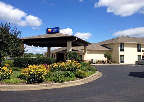 Comfort Inn Dover Ohio