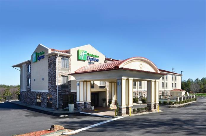 Holiday Inn Express Stone Mountain - dream vacation