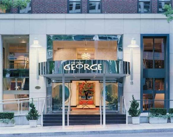 The George a Kimpton Hotel - dream vacation