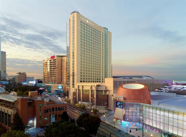 Omni Atlanta Hotel @ CNN Center - dream vacation
