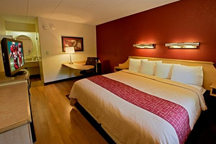 Red Roof Inn Albany Airport - Albany -