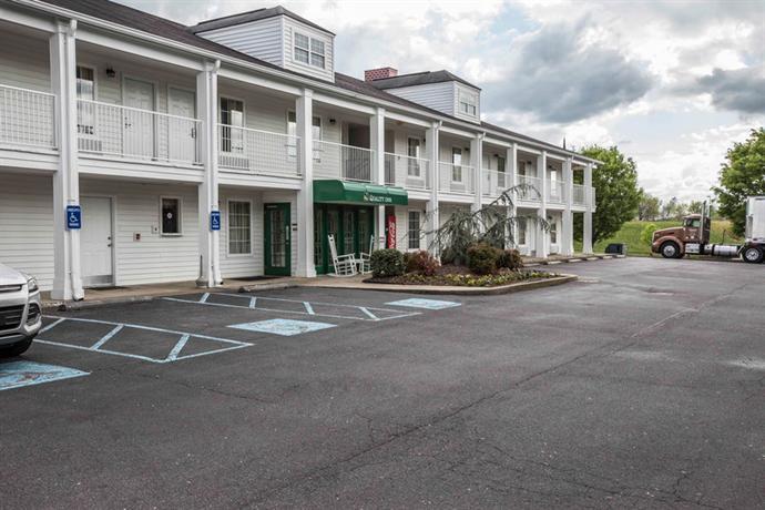 Quality Inn Johnson City - dream vacation