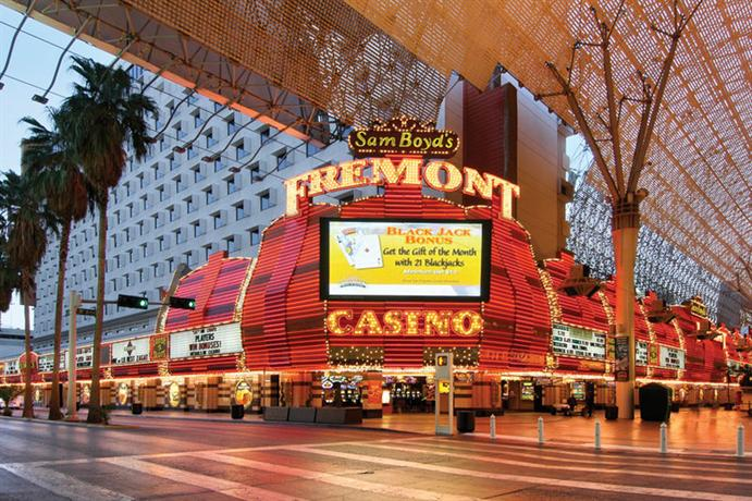 Fremont Hotel and Casino - dream vacation