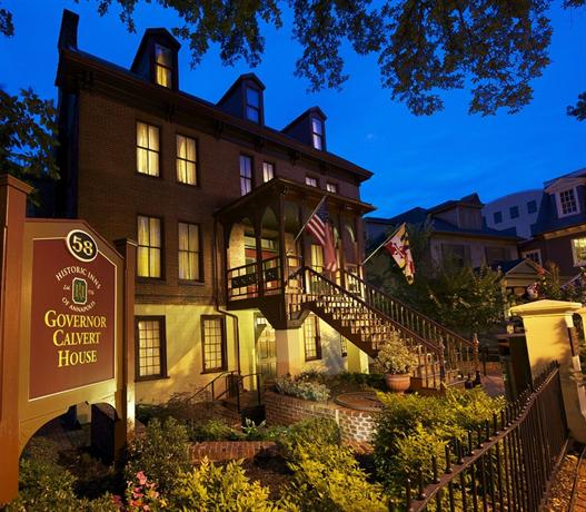 Historic Inns of Annapolis - dream vacation