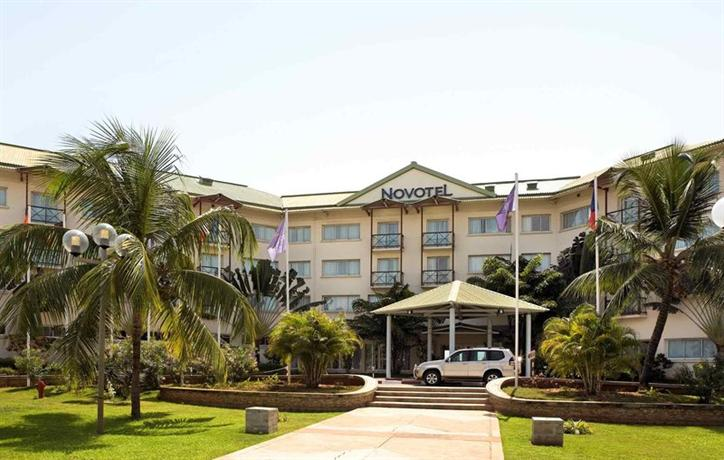 Novotel Cotonou Orisha - dream vacation
