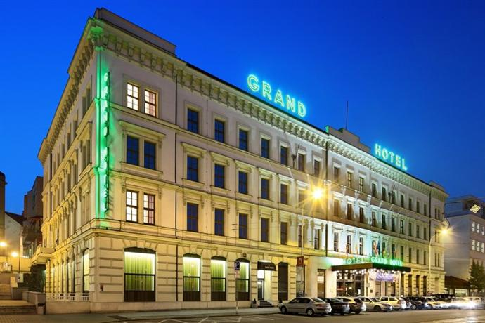 Grandhotel Brno - dream vacation