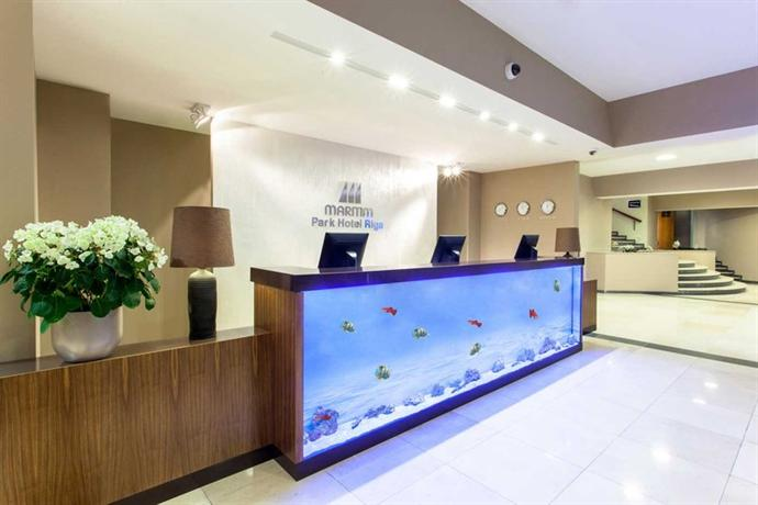 Bellevue Park Hotel Riga Отель Маритим Парк