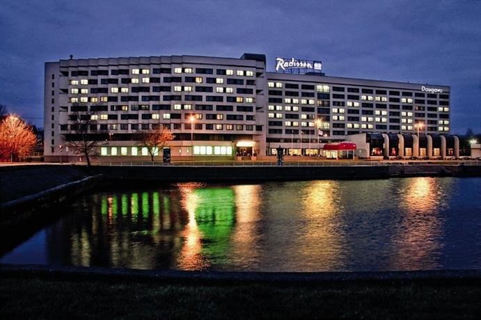 Radisson Blu Daugava Hotel Riga Отель Радиссон Блу Догава Рига