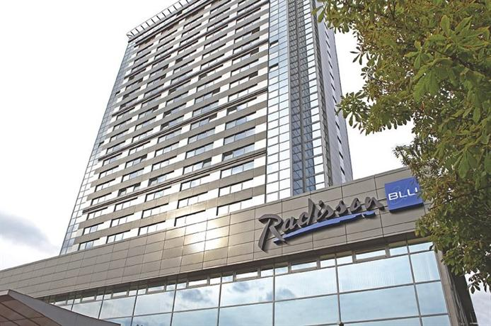 Radisson Blu Hotel Latvija Отель Радиссон Блу Латвиджа
