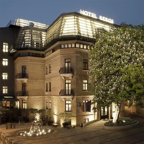 Hotel Bergs - dream vacation
