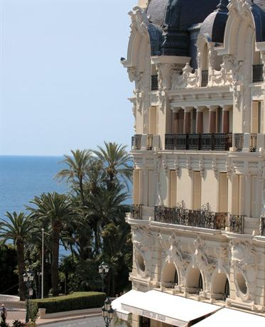 Hotel de Paris Monte-Carlo - dream vacation