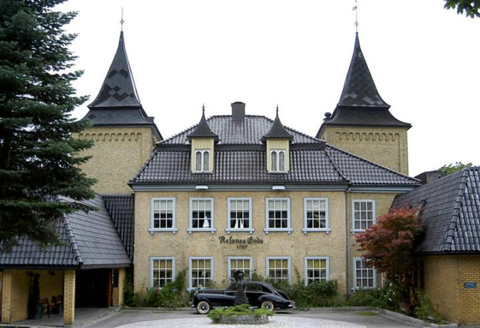 Hotel Refsnes Gods Manor - dream vacation