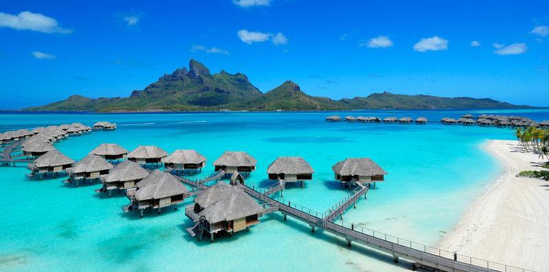 Four Seasons Resort Bora Bora - dream vacation