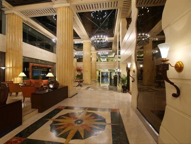 The Heritage Hotel Manila - dream vacation