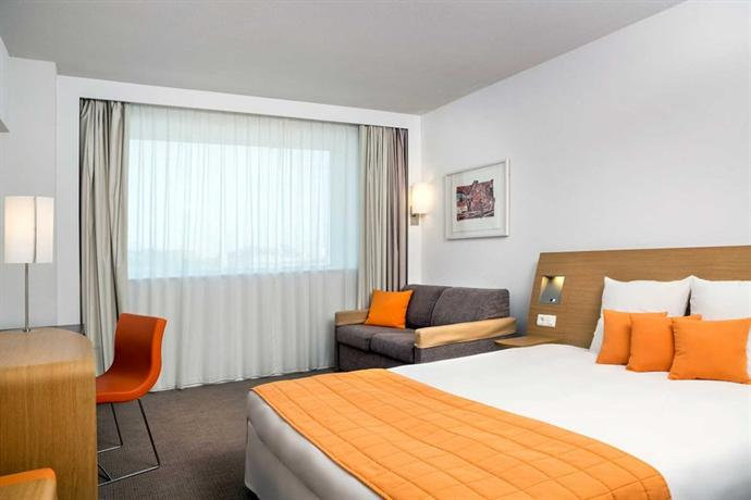 Novotel Bucharest City Centre - dream vacation