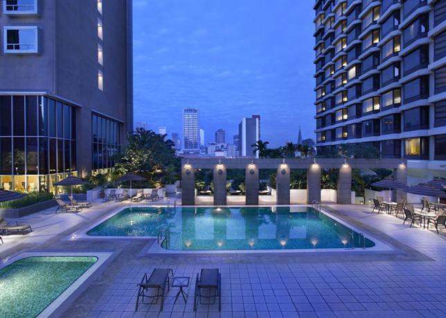 Carlton Hotel Singapore - dream vacation