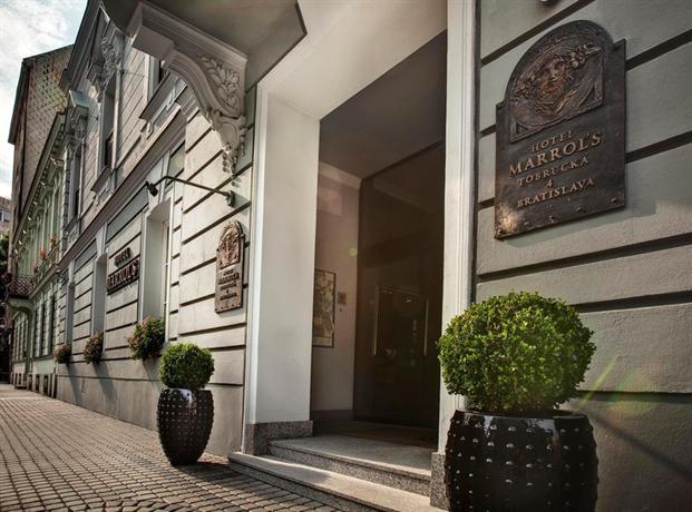 Marrol\'s Boutique Hotel Bratislava - dream vacation