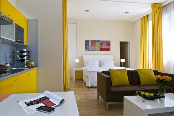 MaMaison Residence Sulekova Bratislava - dream vacation