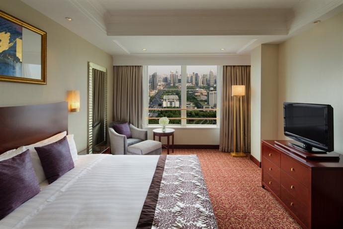 Radisson Blu Hotel Shanghai New World - dream vacation