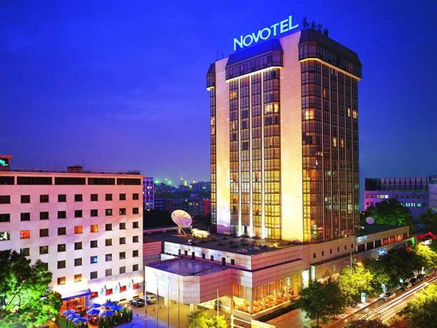 Novotel Beijing Peace - dream vacation