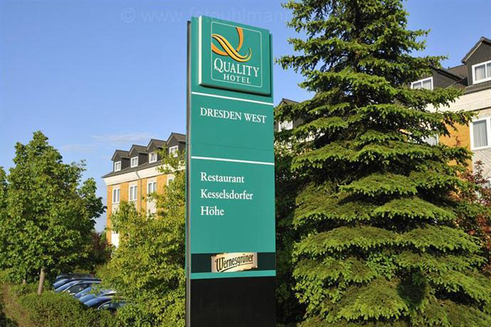 Quality Hotel Dresden West - dream vacation