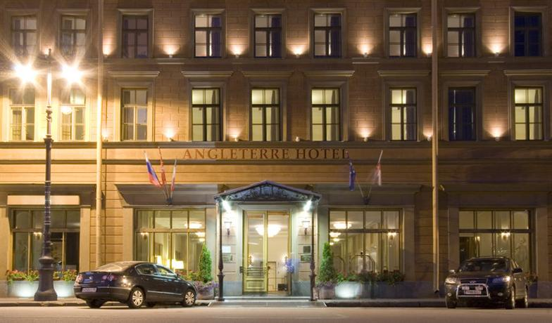 Angleterre Hotel - dream vacation