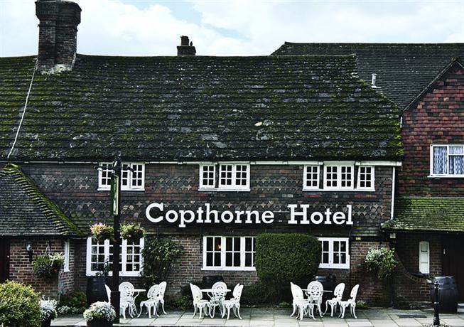 Copthorne Hotel London Gatwick - dream vacation